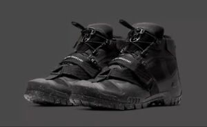NIKE SFB MOUNTAIN / UNDERCOVER MILITARY WALKING HIKING BOOTS UK8 EU41 BV4580 001