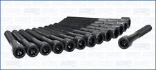 Genuine AJUSA OEM Replacement Cylinder Head Bolt Set [81014600]