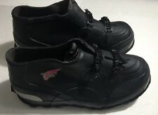 MENS ~Red Wing Shoes Industrial Rubber Over Shoes Rain Wear Size 7, euc womens 9