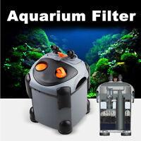 Aquarium CF External Cannister Filter Water Fish Tank Booster Sponge  H2 SU  L0