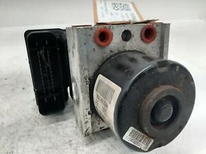 2006 PEUGEOT 207 1360cc Petrol ABS Pump/Modulator 9661691580