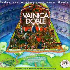 CD Vainica Doble Todas Sus Grabaciones Para Ópalo Rama Lama Music