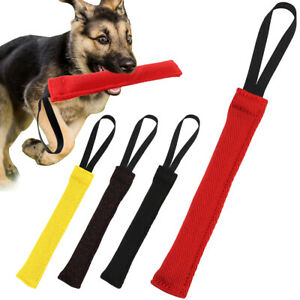 Jute Dog Bite Tug Chew Toys Builder Training for Police Dogs Bite Suit Fabric