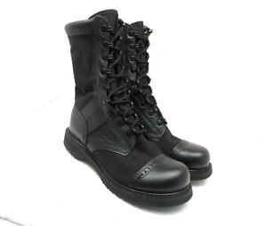 """Corcoran Mens 10"""" Marauder Safety Tactical Boot 17146 *Made In USA* Black 7EE"""