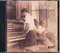 Music CD Derrick Morgan Original Ska 1960/66 Vol 2 Reggae Retro Bonus Track New