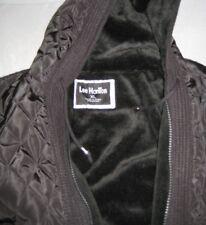 Lee HanTon Men's Quilted Hooded Bomber Jacket XL