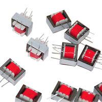 10x Audio-Übertrager 600: 600 Ohm Europa 1: 1 EI14 Trenntransformator CP