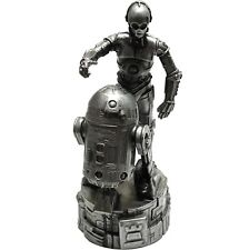 Star Wars Saga Edition Chess Set, replacement piece: C-3PO & R2-D2 (Rook)
