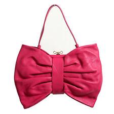 6c2346e3fa1e Red Valentino женские пурпурно розовый 100% кожаным бантом, сумка через  плечо, сумка