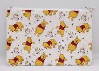 Winnie the Pooh Honey Pot Fabric Handmade Zippy Coin Money Purse Storage Pouch