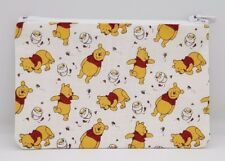 Winnie the Pooh Honey Pot Fabric Handmade Zippy Coin Money Purse Storage Pouch