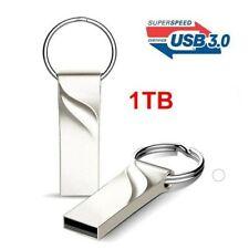 Metal Keychain 1TB High Speed USB 3.0 Disk Flash Drive Pendrive Thumb Stick