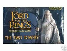 Lotr TCG/CCG The Two Towers Booster Box FACTORY SEALED