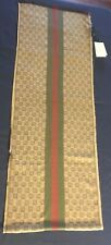 Gucci Scarf - New With Tags