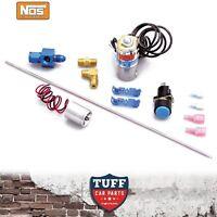 NOS Nitrous Oxide Ntimidator LED Lit Purge Valve kit suit -4AN Lines 16033NOS