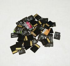 Lot of 10 Mixed Brand 16GB Micro SD Cards