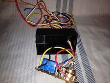 Vintage Switch box with Rotary Switch - SRZ Original - All Wires - VGC