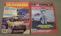 June 1978 Volkswagen Greats & June 1979 VW & Porsche Magazines w/ 924 Road Tests
