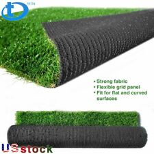Garden Artificial Grass Turf Synthetic Mat Soft Pet Rug Floor Landscape Lawn