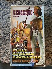 Marx Johnny West Geronimo