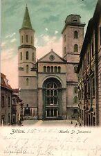 Zittau, Kirche St. Johannis, 1901