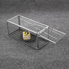 A3D5 High Sensitivity Mouse Trap Cage Mice Rat Hamster Squirrel Control Catch Me