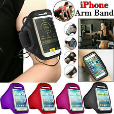 Armband Running Gym Sports For Apple IPhone 5 6 Holder Jogging Case Mobile Cover