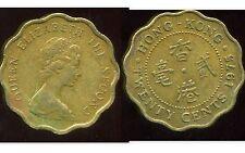 HONG KONG 20 cents 1975   ( bis )