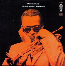 ★☆★ CD Miles DAVIS  'Round about midnight 10-track CARD SLEEVE  ★☆★