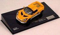 IXO MDC018 LOTUS EXIGE SPRINT diecast model road car yellow white Ltd Ed 1:43rd