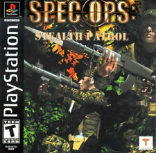 Spec Ops: Stealth Patrol PS New Playstation