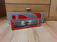 Selten: Spedition Joe Sharp - seltener 2er Modell Lkw Set 1 / 2 AIRBRUSH (Herpa)