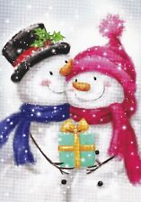 12 sheet sample pack of Hunkydory's Little Book of Snow is Falling - Set 4
