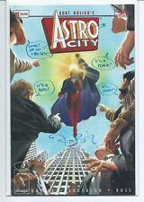 KURT BUSIEK'S - ASTRO CITY (1995) # 1 NM+ 1st PRINT RE-MARKED SIGNED by BUSIEK