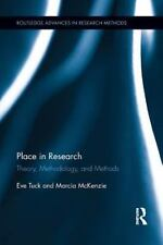 Place in Research: Theory, Methodology, and Methods (Paperback or Softback)