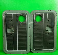 FORD RANGER TRUCK F100 INTERIOR DOOR PANELS Covers Metal 1970 1971 1972  Green