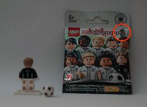 Neu Unbespielt! Manuel Neuer Lego Minifiguren Serie DFB 71014 Die Mannschaft