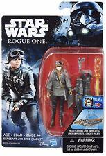 Disney Star Wars Rogue One Rebels Sergeant Jyn Erso (Eadu) Figure