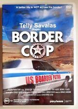 Border Cop (Telly Savalas [Kojak] & Danny De La Paz) DVD (All Regions)