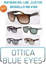 Occhiali da Sole RAYBAN RB 4165 JUSTIN Sunglasses LIMITED Edition Ray Ban  Gafas