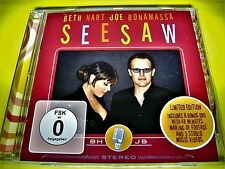BETH HART & JOE BONAMASSA - SEESAW | LIMITED EDITION + DVD | CD Shop 111austria