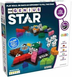 The Genius Star Educational Dice Game The Happy Puzzle Company Great for Kids