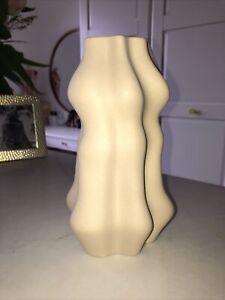 H&M Vase BNIB Small Ceramic Sold Out Nordic
