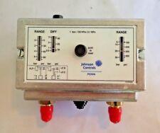 JOHNSON CONTROLS P78MCA-9300 DUAL PRESSURE CONTROL SWITCH