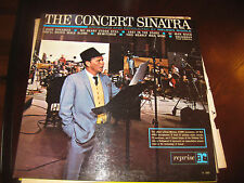Frank Sinatra The Concert Sinatra Arranged and Conducted by Nelson Riddle LP