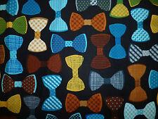 Soldes FQ Gentlemen Noeud Papillon Tissu Tissu Kitsch