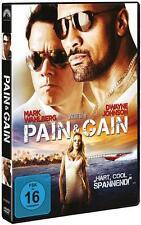 Pain & Gain (NEU/OVP) Mark Wahlberg, Dwayne Johnson, Rebel Wilson, Ed Harris, An