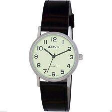 Ravel Unisex Round Wristwatches