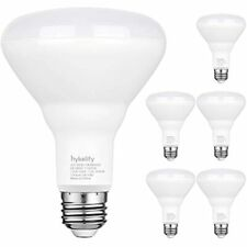 6 Pack Flood Light Bulbs Br30 Led For Indooroutdoor Downlight Recessed Can E26