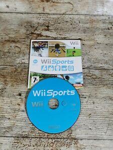 Wii Sports Nintendo Wii 2007 Sleeve Video Game
